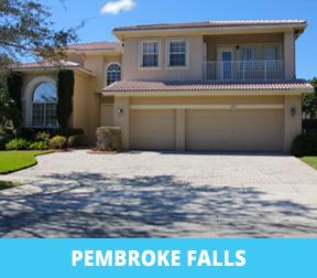 Pembroke Falls