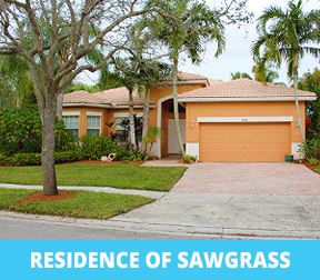 Residence of Sawgrass
