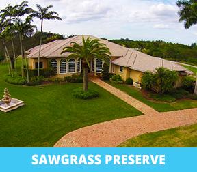Sawgrass Preserve