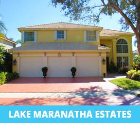 Lake Maranatha Estates